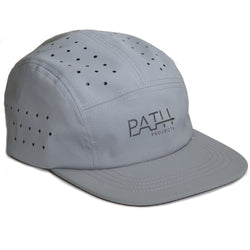 MUIR CAP - CHARCOAL GREY