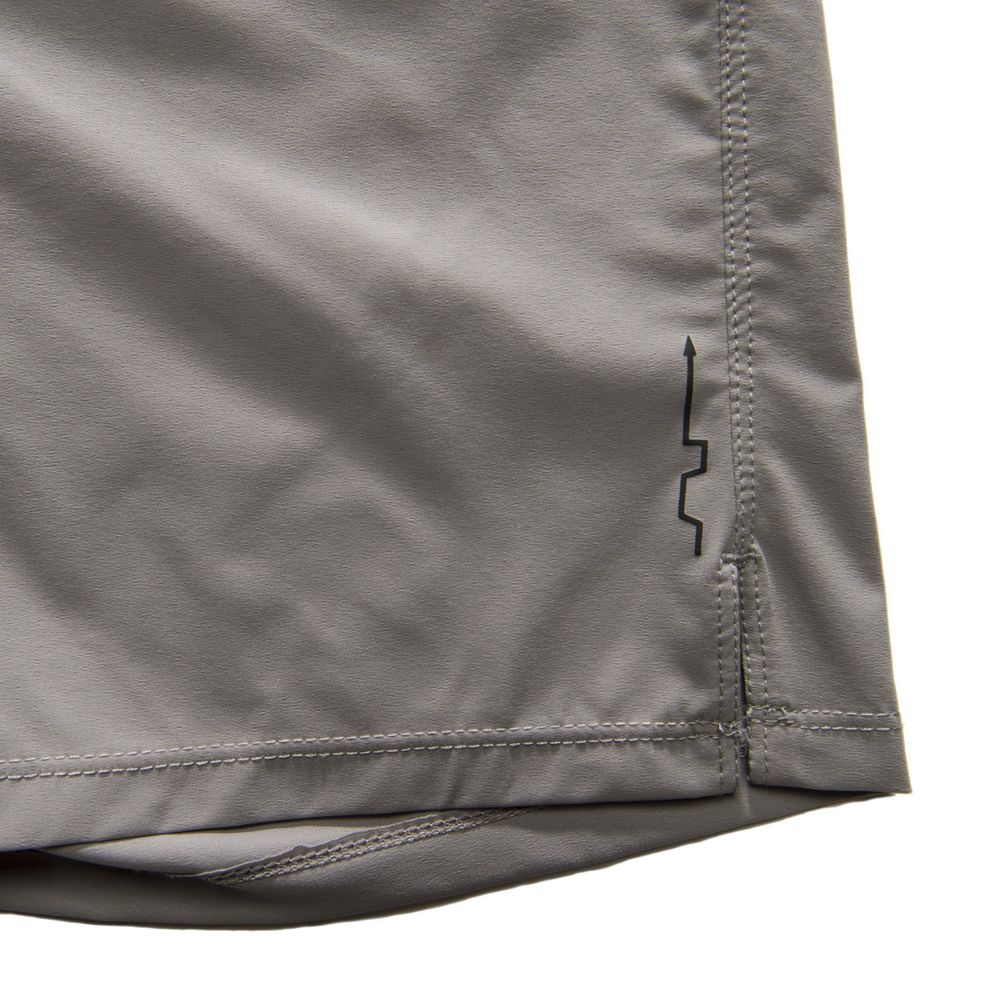 SYKES PX SHORT - FROST GREY