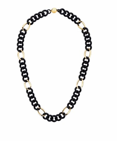 Figaro Link Necklace