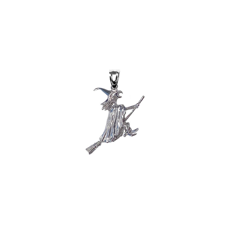 Flying Witch Pendant