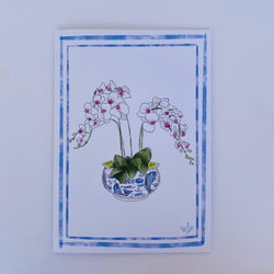 Gift card - Orchid