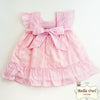 FRILLY, Magic Pink Dress for Infants & Toddlers