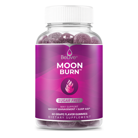 MoonBurn Weight Management Gummies
