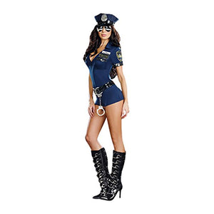 Sexy Women's Police Officer Costume