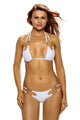 Scooped Open-Tri 2-Pieces Hot Bikini