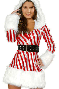 Sexy Candy Cane Costume