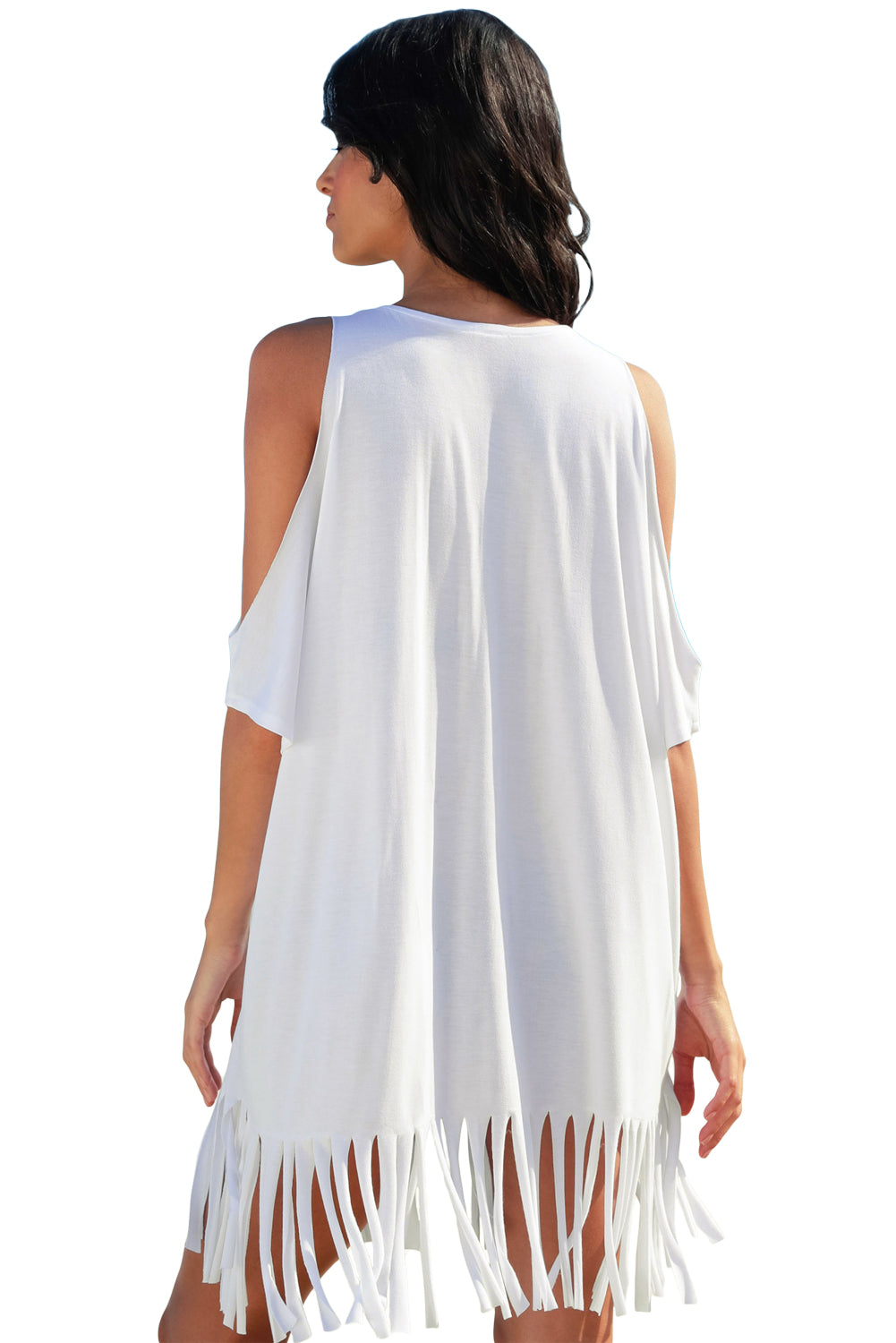 179d83d66d Sexy White Loose Fit Take me to the BEACH Cover up – SEXY AFFORDABLE ...