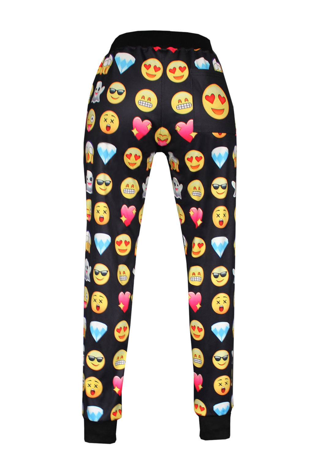bf0c54c8b3 Sexy women emoji print jogging pants sexy affordable clothing jpg 1033x1500 Emoji  pants