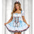 Beyond Wonderland Costume #Costume SA-BLL1133 Sexy Costumes and Fairy Tales by Sexy Affordable Clothing