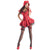 Women's Devil Body Shaper Halloween Costume #Red #Devil Costume SA-BLL1069 Sexy Costumes and Devil Costumes by Sexy Affordable Clothing