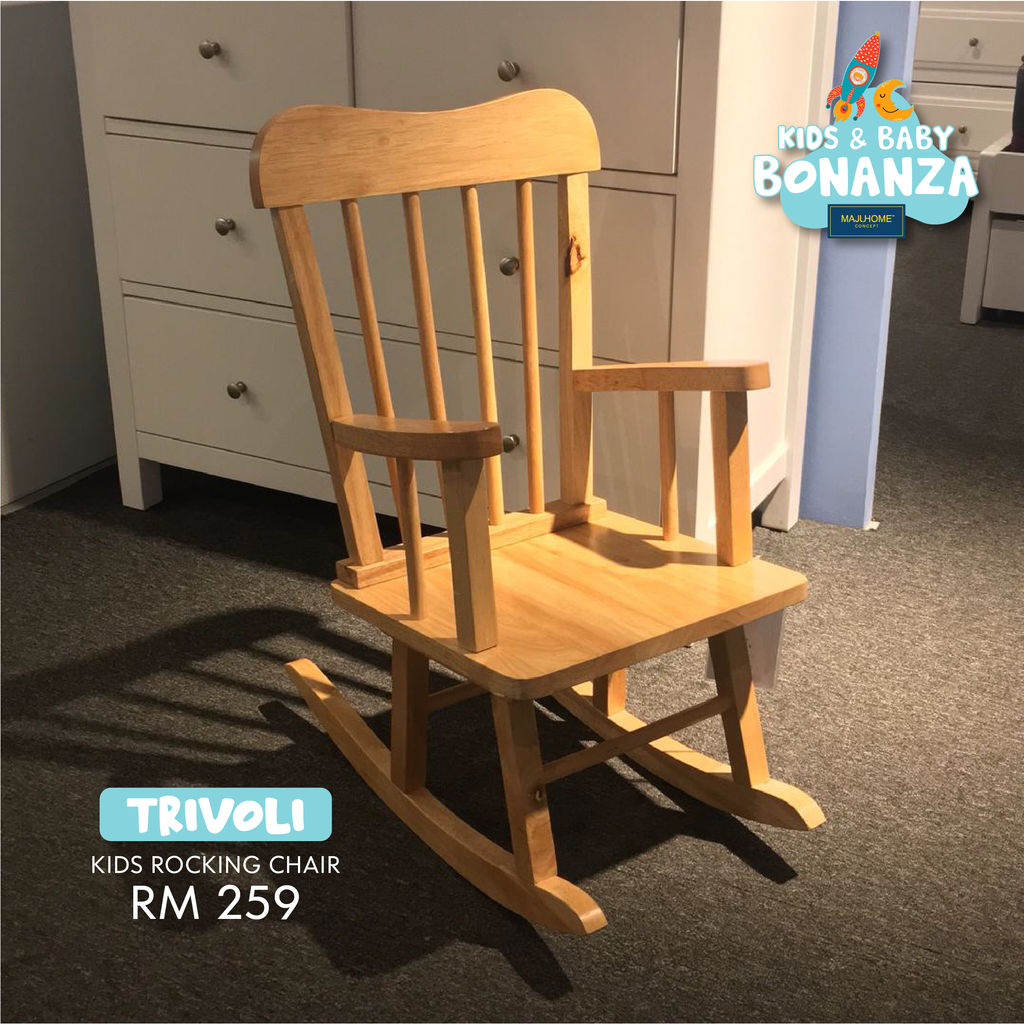 TRIVOLI Kids Rocking Chair