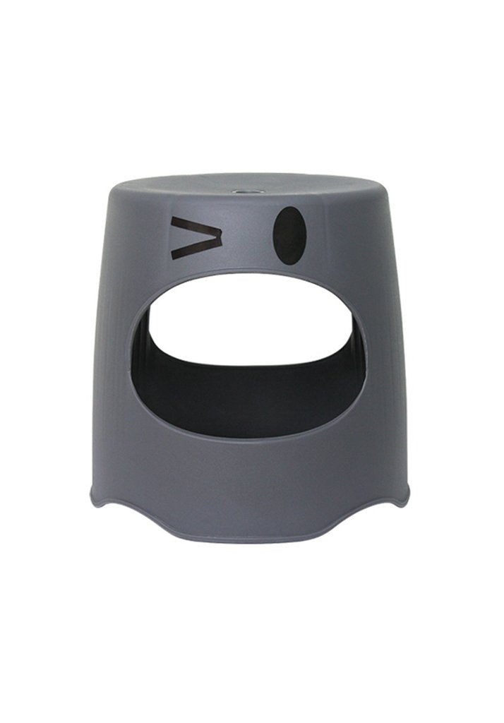 EMOTICON Stacking Junior Stool ( 4 Colours Options / 4 Emotions Choice )