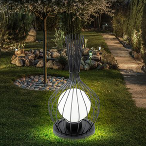 TERRICO Outdoor Pedestal Lamp