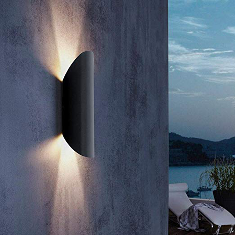 COSPETO Outdoor Wall Lamp