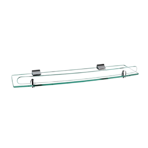 GLASS Shelf Chrome