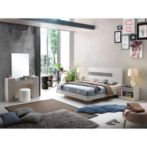 B122-W8F Designer Bedroom Set