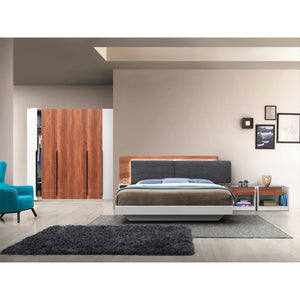 B155-W8F Designer Bedroom Set