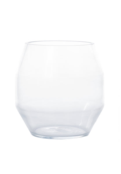 SHAPED Deco Glass (2 Colour Options)