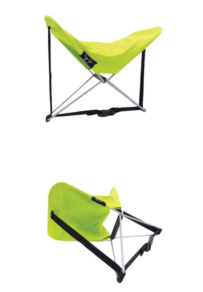 DIRECTEUR Beach Chair(2 Colour Options)