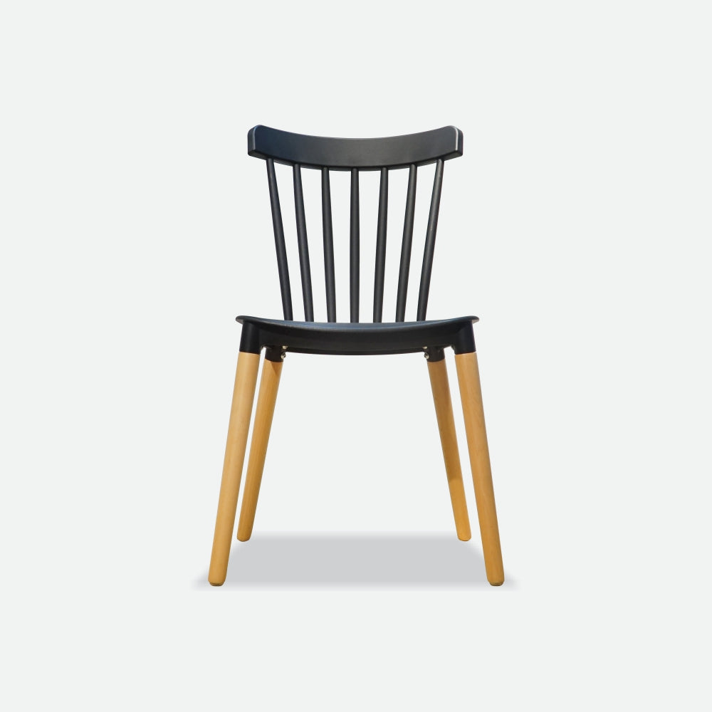 COMICO Dining Chair (Black)