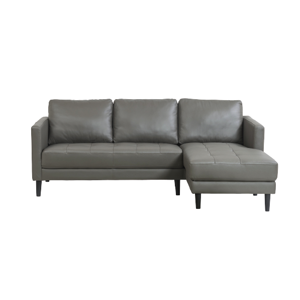 FABRE Leather L-Shape Sofa