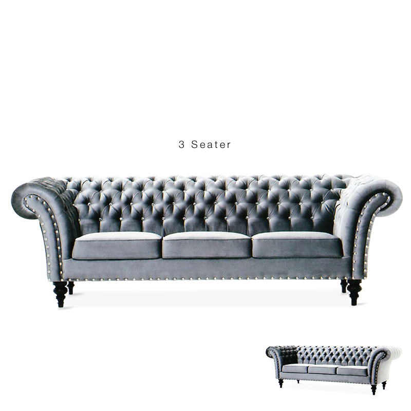 MYRA Chesterfield Sofa