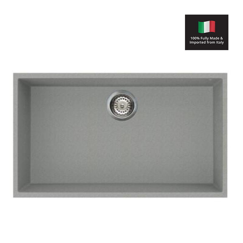 FONZELL Under-Mount Granite Sink 613UM (3 Colour Options)