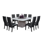 FECHI Marble Dining Table
