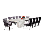 ODE Marble Dining Table