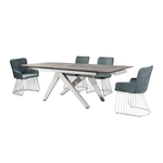 ABELE Ceramic Dining Table