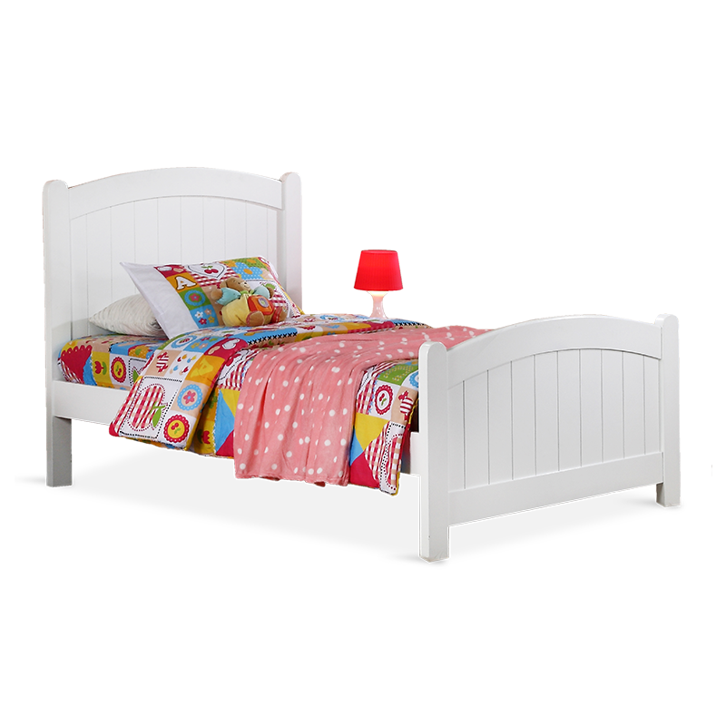MORGAN Wooden Bed