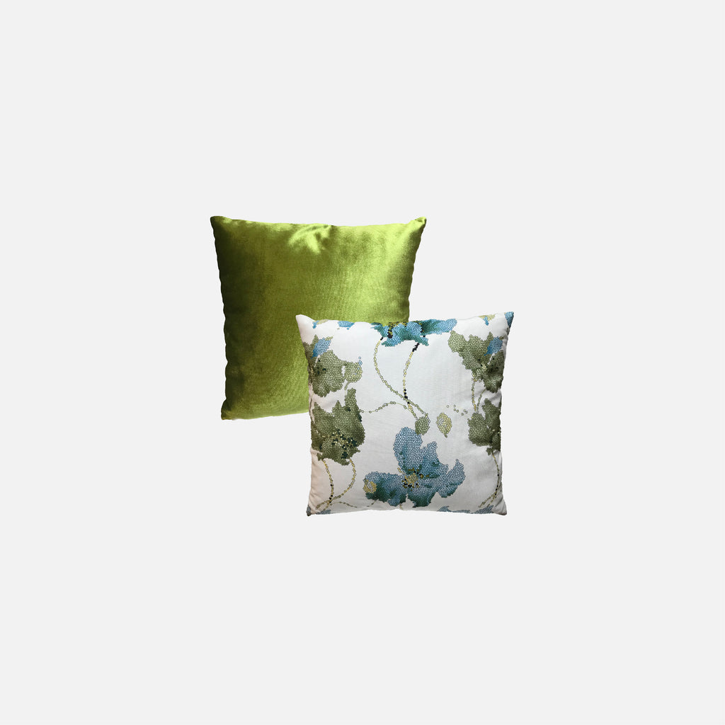 Designer Pillow (Square pillow) Floral Pattern