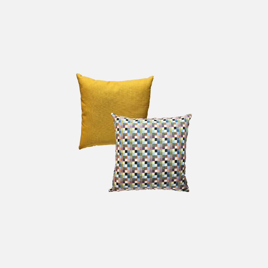 Designer Pillow (Square pillow) Abstract Blue