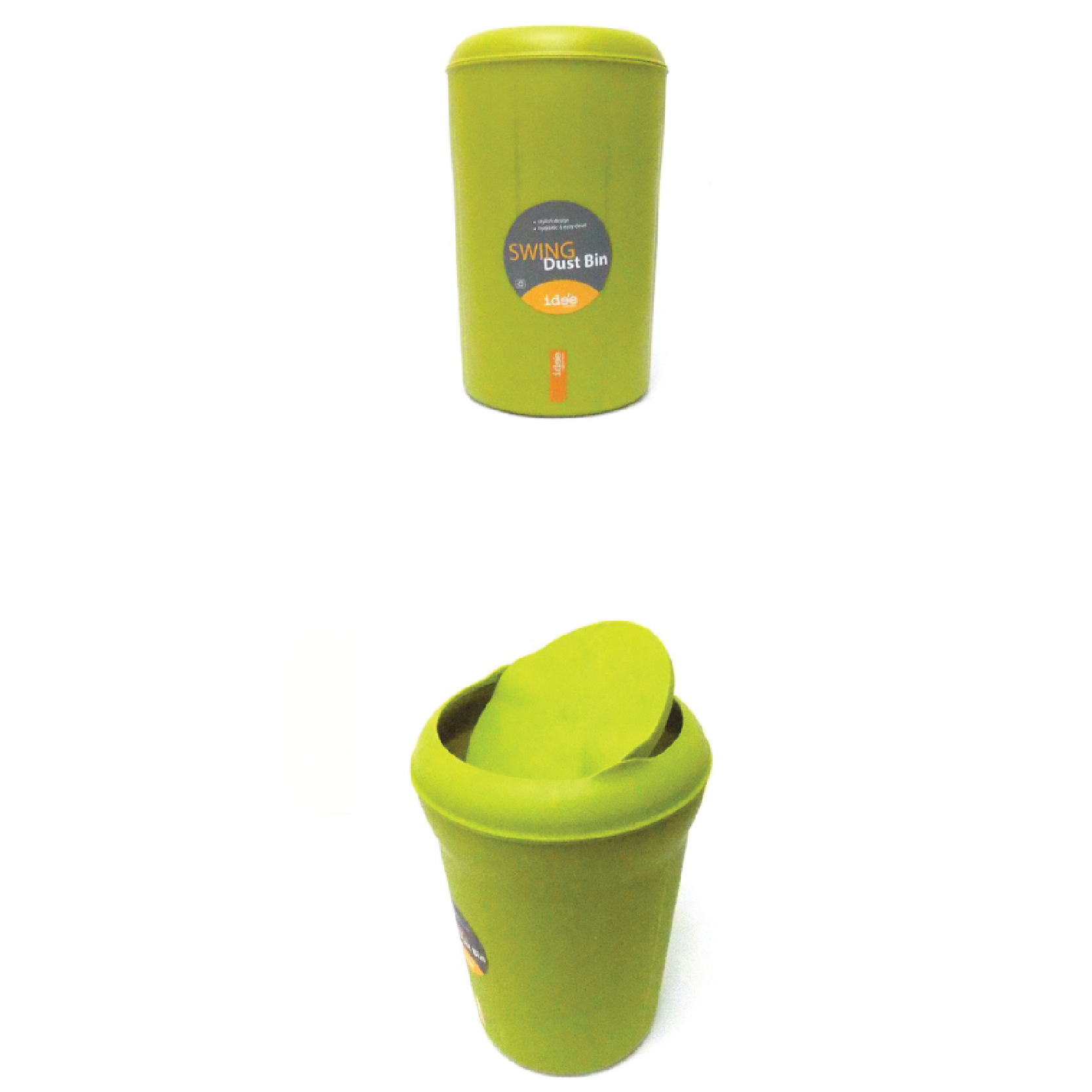 SWING Bin 11L ( 4 Colour Options )