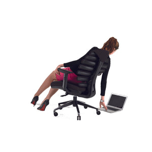YOGA Medium Back Chair