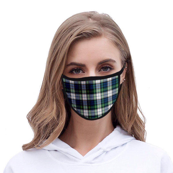 Tartan face mask - 3 colours