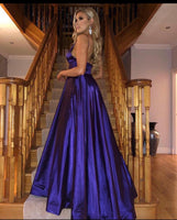 Bailey satin ballgown prom dress 3 colours