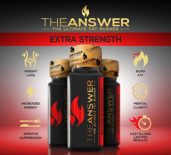 The-Answer®  XS (Extra Strong) 1 Month supply