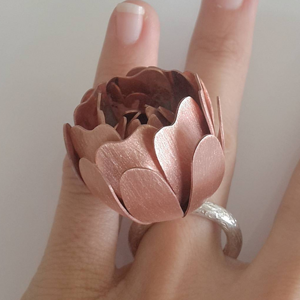 King Protea Ring