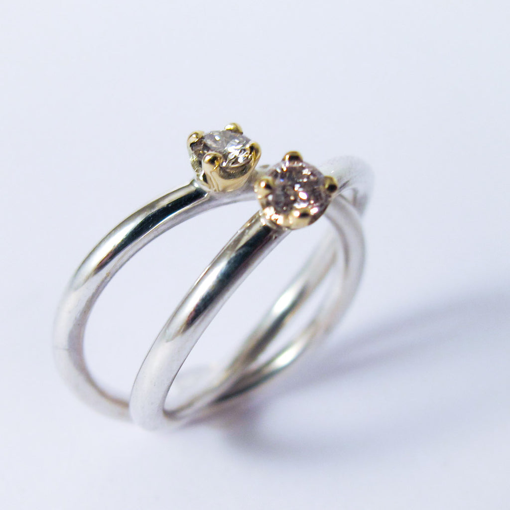 Spring and summer ring