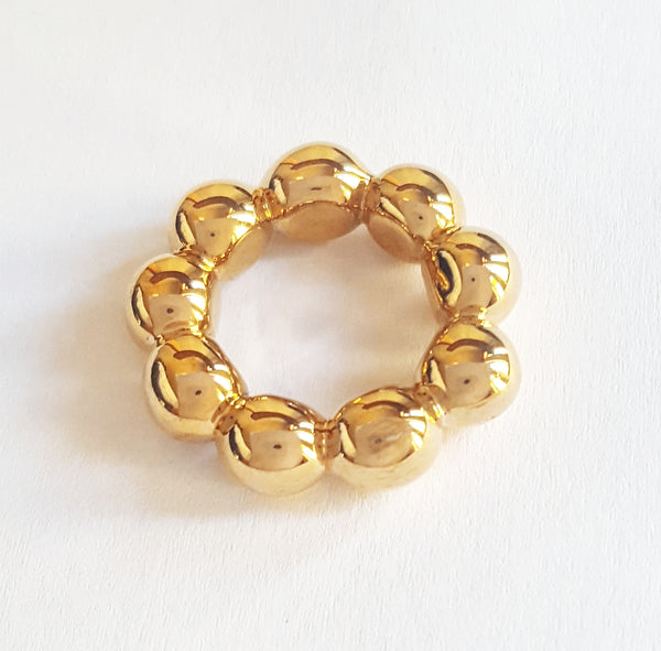 Medium ball ring