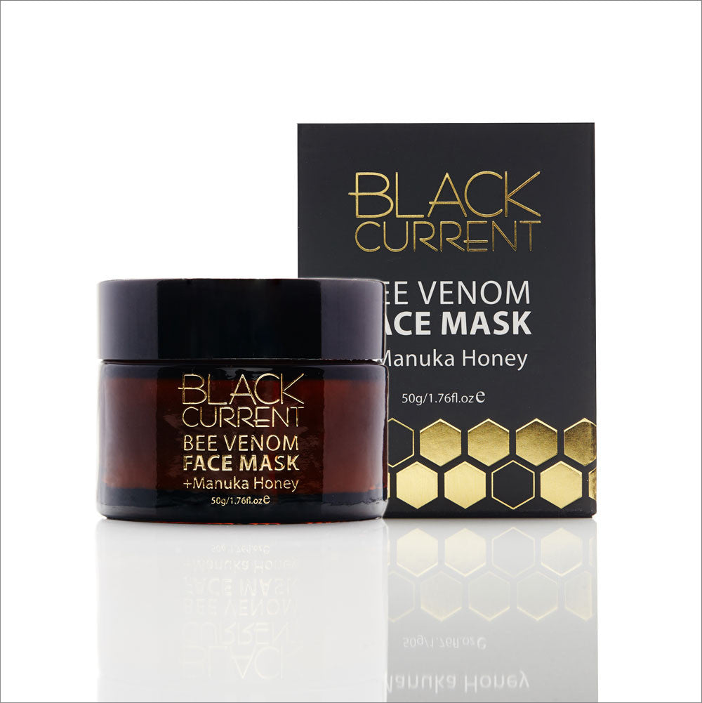 Black Current Bee Venom Mask