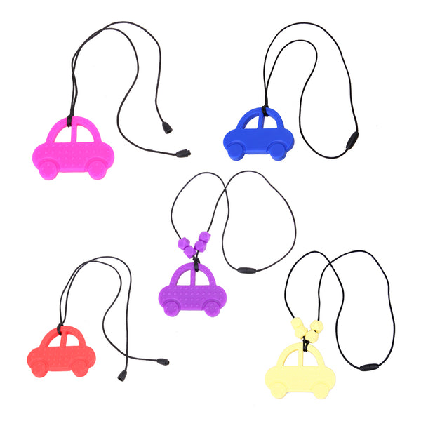 Car Silicone Necklace