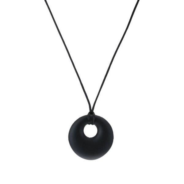 Silicone Ring Necklace