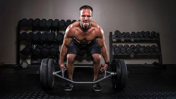 Why Trap Bar Deadlifts Are Awesome