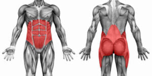 Runners need to builda solid core. Core strength is the foundation of injury free, fast, strong running