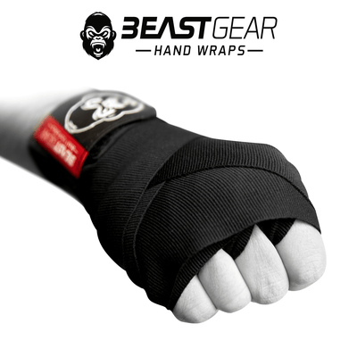 Advanced Boxing Hand Wraps - Beast Gear