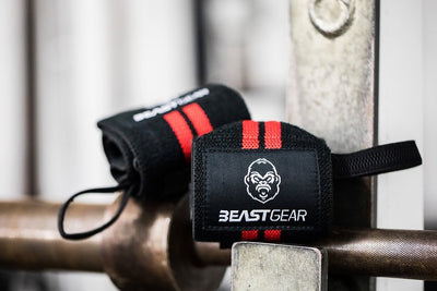Weight Lifting Wrist Wraps - Beast Gear