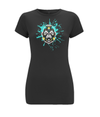 Blue Splash Women's Tee