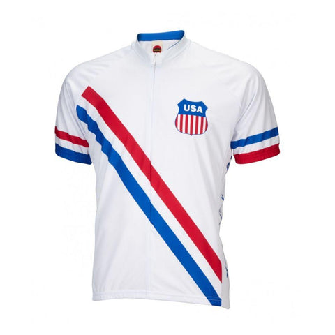 1948 USA Olympics Cycling Jersey - Mycyclingpro